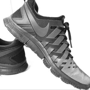 "Nike ""Free 5.0 Trainers""--Cross training shoes"